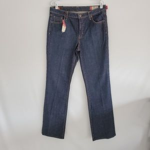 Gap Blue Classic Fit Jean's Size 12 long NWT